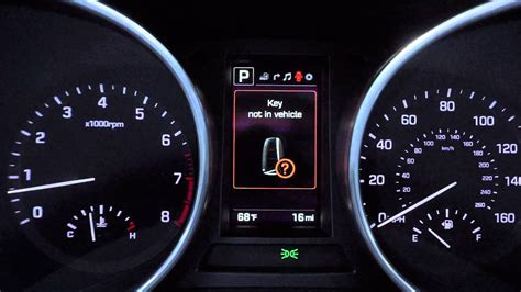 Electroluminescent Gauge Cluster with color LCD - YouTube