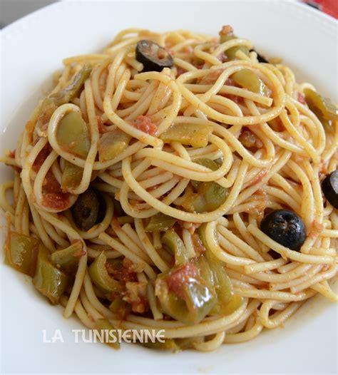 maxi cuisine recette spaghetti au thon