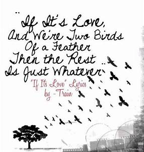 Lyric Quotes About Love. QuotesGram