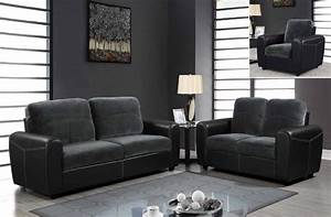 contemporary two toned leather and microfiber upholstered With microfiber sectional sofa houston