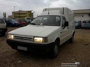 1998 Fiat Fiorino 1 7d
