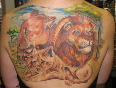 26 Best Lion King Family Tattoos Images On Pinterest