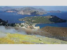 Insel Vulcano Liparische Inseln Äolische Inseln