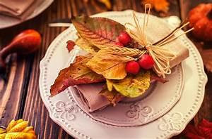Herbst Dekoration Tisch : herbstliche tisch dekoration ~ Frokenaadalensverden.com Haus und Dekorationen