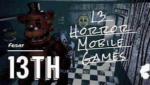 13 Horror Mobile Games for FRIDAY THE 13TH! – A NBGeek ...