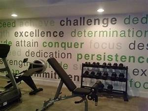 motivational word wall decals trading phrases With the best motivational wall decals for gym