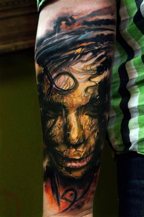 domantas parvainis tattoo artist
