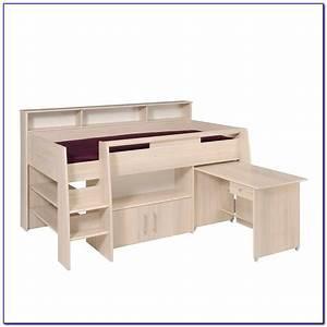 Bett Mit Schrank Und Schreibtisch : hochbett mit schreibtisch hochbett mit schreibtisch funktionale betten finden hochbett between ~ Indierocktalk.com Haus und Dekorationen