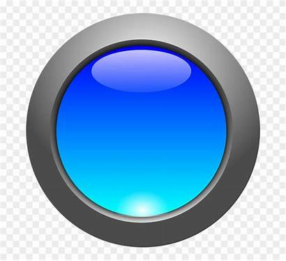 Vector 3d Circle Button Clipart Graphic Pinclipart