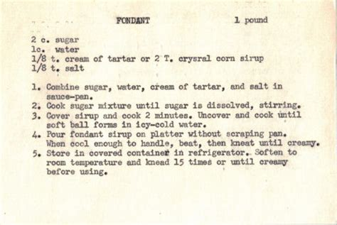 fondant recipe homemade fondant recipe variations 171 recipecurio com