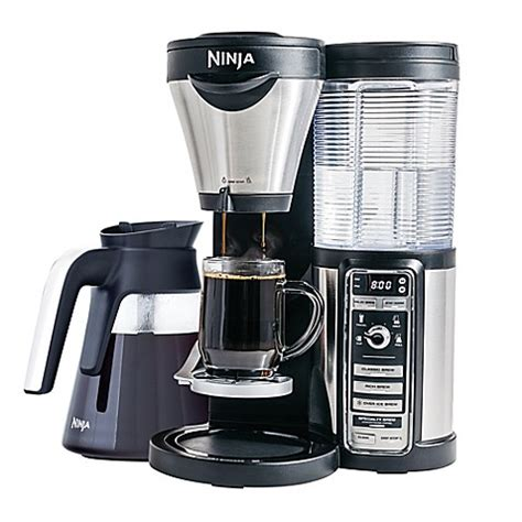 We may earn affiliate fees for from the clean light coming on to beeping or grounds in your cup, there are some minor issues that will give you a headache when you're trying to. Ninja® Coffee Bar™ Brewer CF082 with 43 oz. Glass Carafe with Stainless Steel Accent - www ...