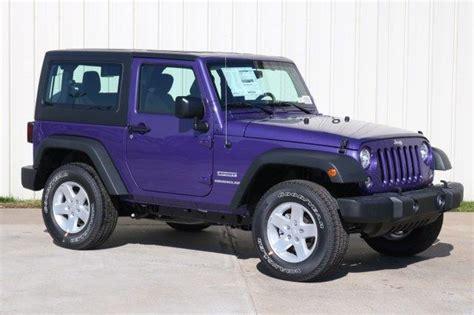 purple jeep wrangler  sale  cars  buysellsearch