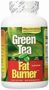 Green Tea Fat Burner 90 Capsules