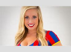 Meet the Crystals Stacey Crystal Palace FC Supporters