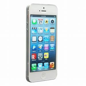 Iphone 1 Ebay : new apple iphone 5 32gb white silver unlocked smartphone ~ Kayakingforconservation.com Haus und Dekorationen