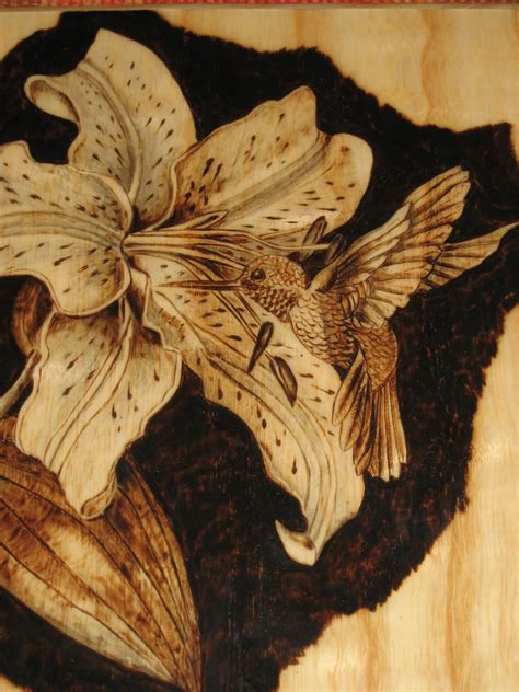 woodwork wood pyrography  plans