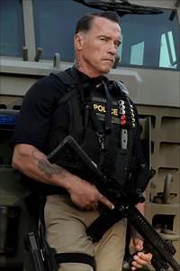 Arnold Schwarzenegger Looking BAD ASS For New Movie QuotTen