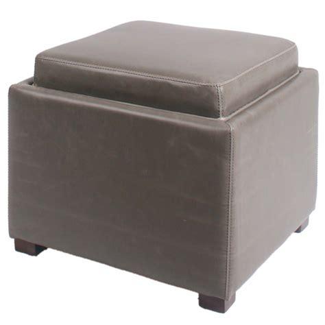 gray leather storage 113042b v04 npd furniture stylish affordable