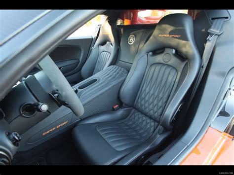 Bugatti Veyron Super Sport Wallpaper Hd Interior