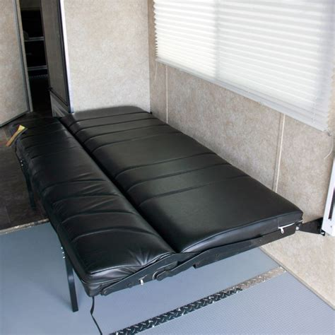 Rollover Sofa Bed, Wall Mounted  Mirage Trailer Parts