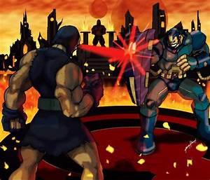 Apocalypse v. Darkseid II by J-Onix on DeviantArt