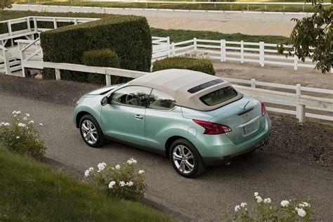 2014 Nissan Murano Crosscabriolet Review, Ratings, Specs