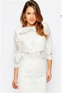 white dress for wedding shower bridal shower dresses