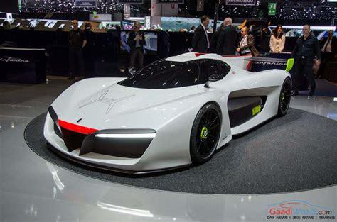 mahindra considers pininfarina electric supercar  rival