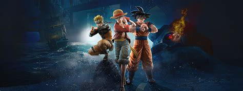 jump force game ps playstation