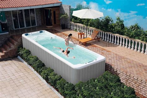 Prefabricated Swimming Acrylic Pools Ws-s06b With Cb,ce
