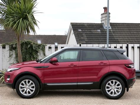 red land rover used firenze red land rover range rover evoque for sale