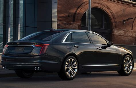 sport  cadillac ct updates outlined gm authority
