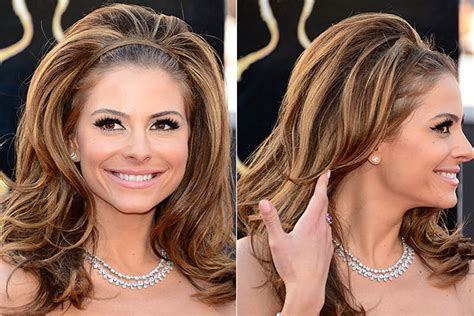 oscars 2013 red carpet hairstyles la times