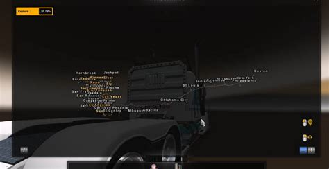 Ats Garage Locations by New States Ats Ats Ats Mod American Truck Simulator Mod