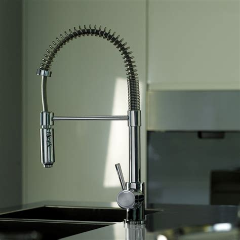 Professional Kitchen Faucet by Meridian Semi Professional Kitchen Faucets Railing