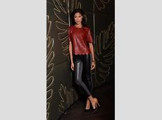 Leather Fashion Photos Fall's hottest leather styles