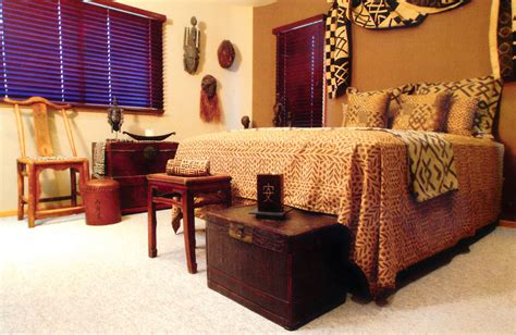 Foundation Dezin Decor Bedroom Design In African Way