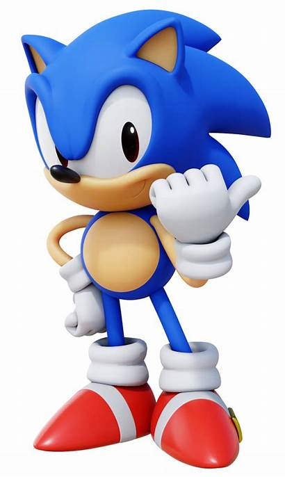 Sonic Transparent Pluspng Archive