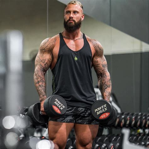 Pin by Morris Fowler on Zac Smith | Bodybuilding clothing, Gym wear uk, Workout clothes