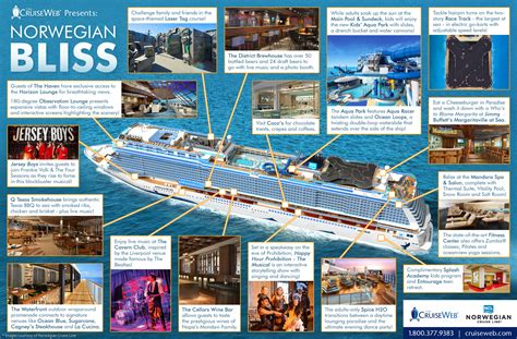 one bedroom floor plans bliss cruise ship 2018 and 2019 bliss