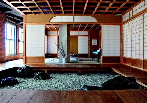 Japanischer Garten Wohnung by Zen And The City Architektur Und Wohnen