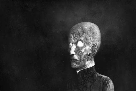 Related Image Black And White Wallpaper Creepy Pictures