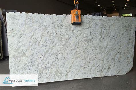 colonial white west coast granite