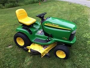John Deere Lt190 Lawn Tractor Maintenance Guide  U0026 Parts List