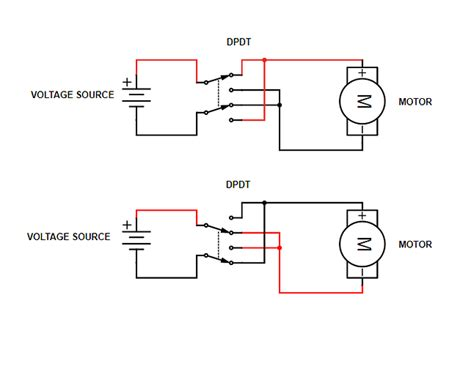 Polarity Reversal Using Dpdt Switch Tech Tips