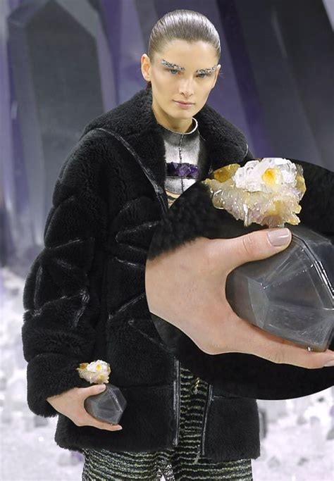 Chanel PFW AW12 Trends: The greatest show on Krypton ...