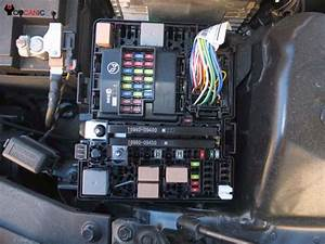 Kia Optima Fuses Box Location Chart 2011
