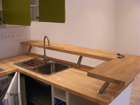 plans de travail de cuisine plan de travail bar cuisine