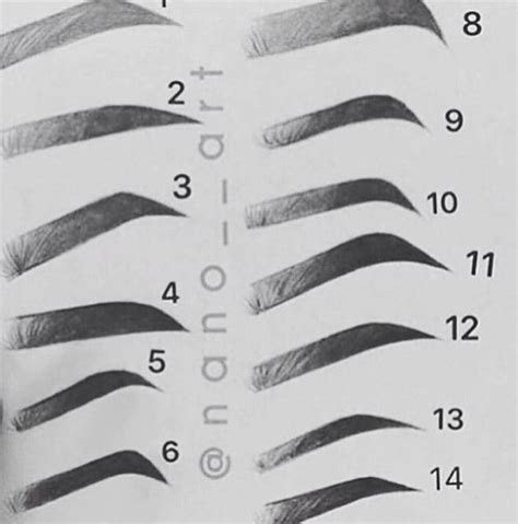 How To Draw Eyebrows On Paper Rapidfireart Satukis Info