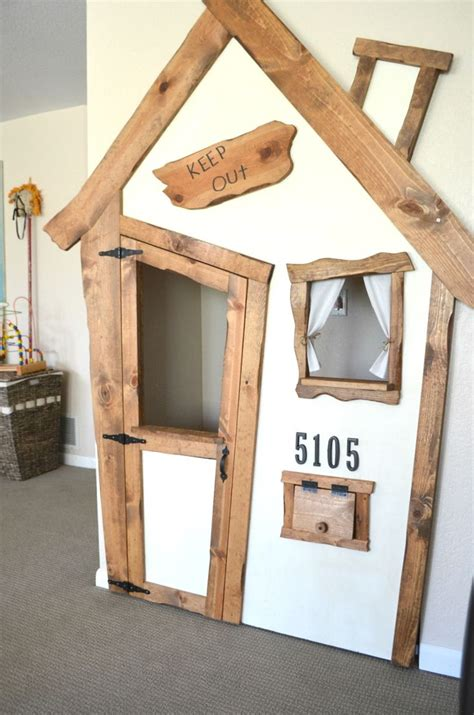 25+ Best Ideas About Indoor Playhouse On Pinterest  Diy
